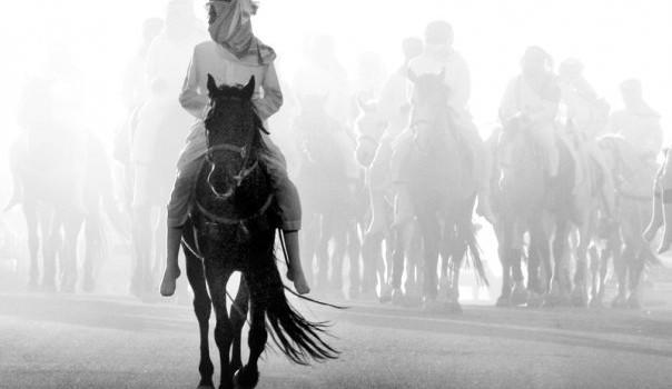 mujahid on horse