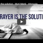 Prayer is the solution